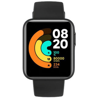 Smartwatch Xiaomi Mi Watch Lite BHR4357GL GPS TPU Strap Black Xiaomi - 1