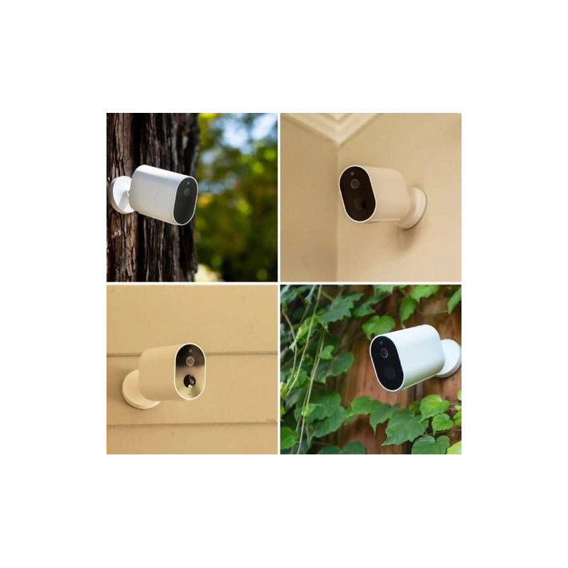 Camera Supraveghere Video Xiaomi IMILAB EC2 Wireless Home Security FULL HD H.264 120 White