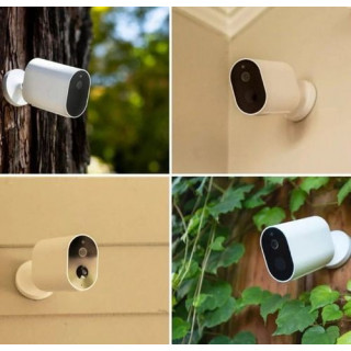 Camera Supraveghere Video Xiaomi Imilab EC2 CMSXJ11A Wireless Home Security FULL HD H.264 120 White (cu Gateway ) Xiaomi - 5