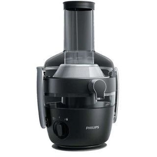 Storcator de fructe si legume Philips Avance Collection HR1919/70 1000 W Recipient suc 1 l Recipient pulpa 2.1l 2 Viteze Negru P