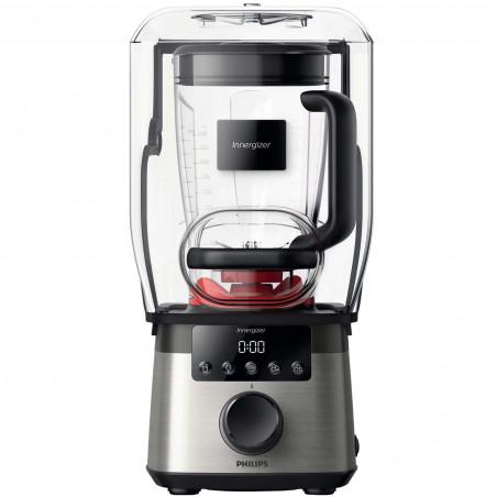 Blender Philips Avance HR3868/00 2000W 45000 RPM Vas tritan 2.2l 4 Viteze ProBlend Extreme Afisaj LED Metalic Philips - 1