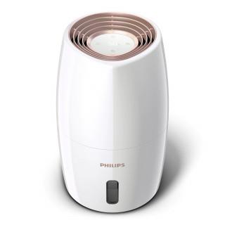Umidificator Philips HU2716/10, NanoCloud, 3 viteze, Auto & Sleep, Acoperire 32 mp, Rezervor 2 l, Alb Philips - 1