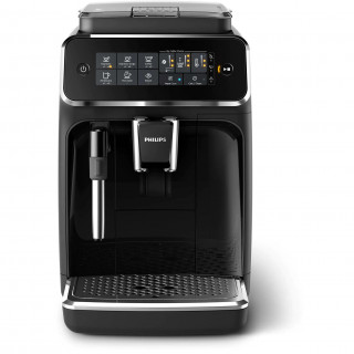 Espressor automat Philips EP3221/40, 4 bauturi, filtru AquaClean, rasnita ceramica, ecran tactil, Negru Philips - 1