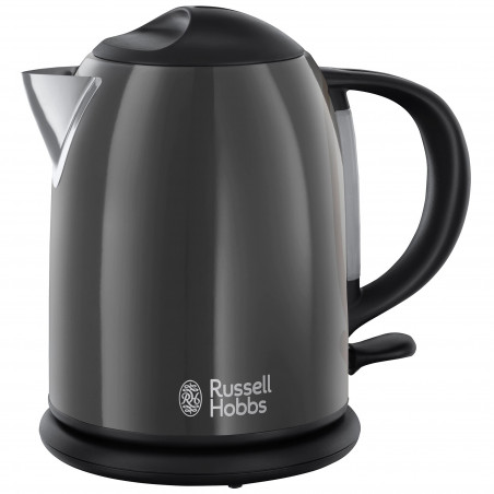 Fierbator Russell Hobbs Storm Grey 20192-70 2200 W 1l Negru/Gri Russell Hobbs - 1