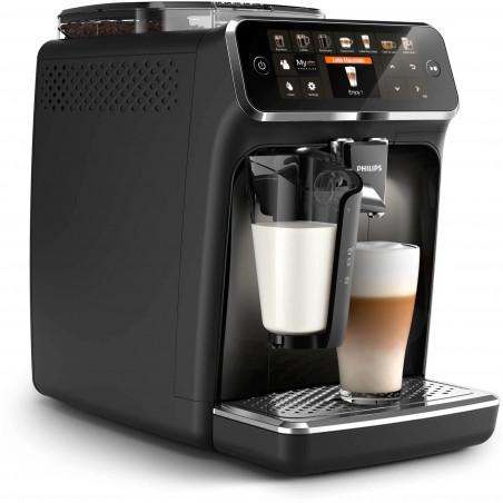 Espressor automat Philips LatteGo EP5441/50, 1500 W, 15 bar, Filtru AquaClean, 12 bauturi, Negru Philips - 1