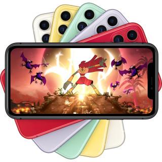 Telefon mobil Apple iPhone 11 128GB Black JBL - 5