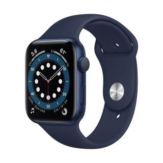 Apple Watch 6 GPS Blue Carcasa Aluminium 40mm Deep Navy Sport Band Apple - 1