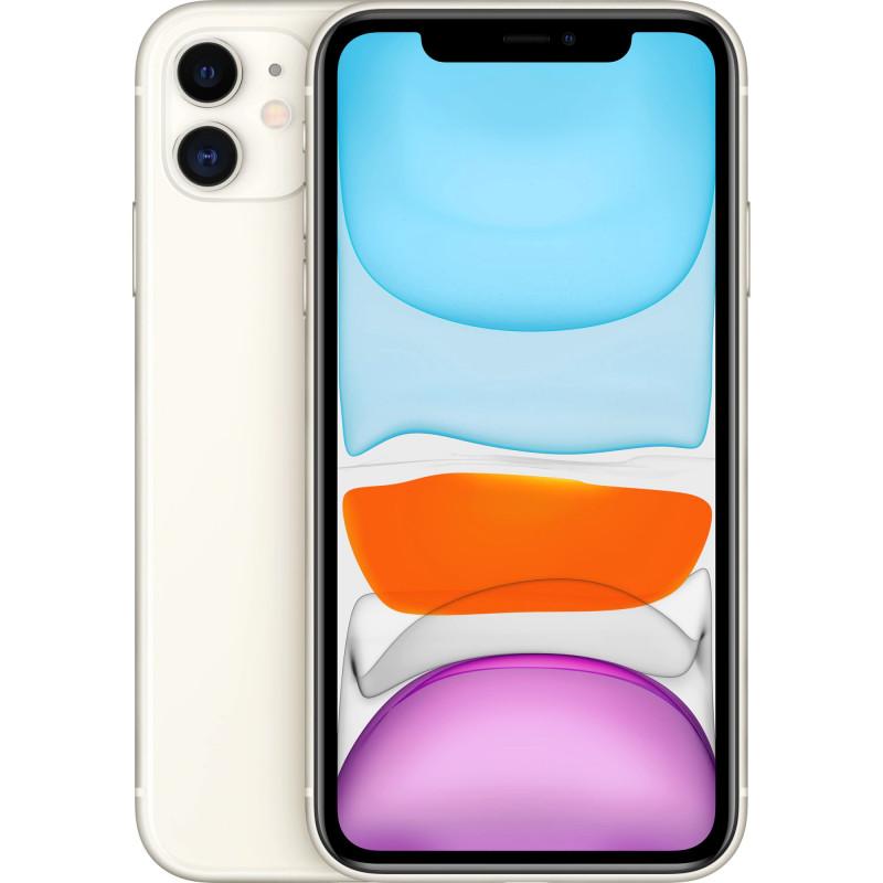 Telefon mobil Apple iPhone 11 128GB White JBL - 1