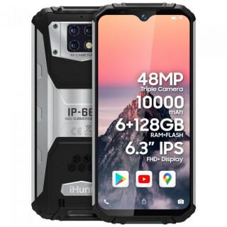 Telefon mobil iHunt Titan P13000 PRO 2021 128GB 4G Dual SIM Black-Silver iHunt - 2