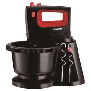 Mixer cu bol Albatros MXA300B 300W 5 viteze Turbo Albatros - 1