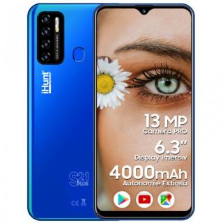 Telefon mobil iHunt S21 Plus 2021 Dual SIM 3G Blue iHunt - 1