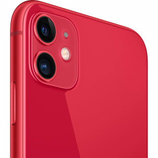 Telefon mobil Apple iPhone 11 64GB Red Apple - 4
