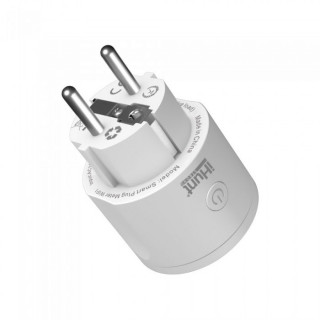 Priza inteligenta iHunt Smart Plug Meter WIFI Alb iHunt - 5