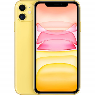 Telefon mobil Apple iPhone 11 64GB Yellow Apple - 1