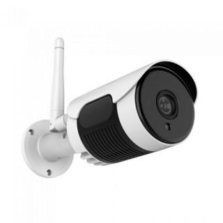 Camera de supraveghere iHunt Exterioara Smart Camera C310 WIFI Alb iHunt - 1