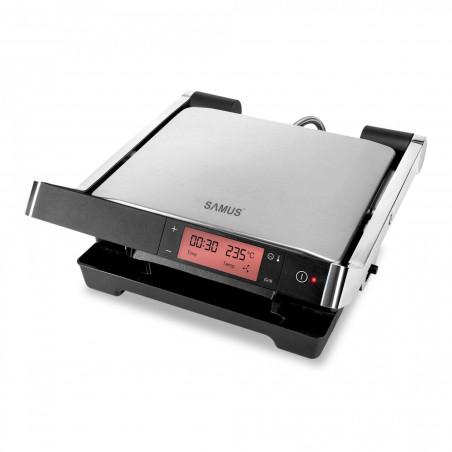 Grill Electric Samus GTS-2030ACX 2000W Ecran Digital Otel inoxidabil Samus - 1