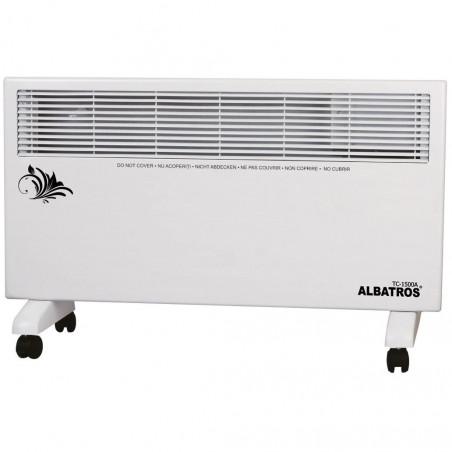 Convector Electric Albatros TC-1500A 1500W Termostat reglabil Albatros - 1