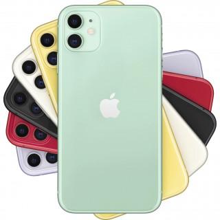 Telefon mobil Apple iPhone 11 64GB Green Apple - 1
