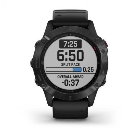 Ceas Smartwatch Garmin Fenix 6 Pro 47mm Black Garmin - 1