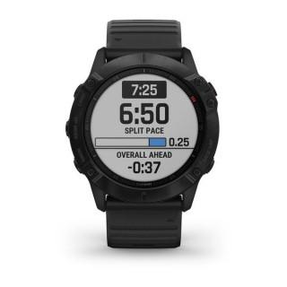 Ceas Smartwatch Garmin Fenix 6x Pro 51mm Black Garmin - 1