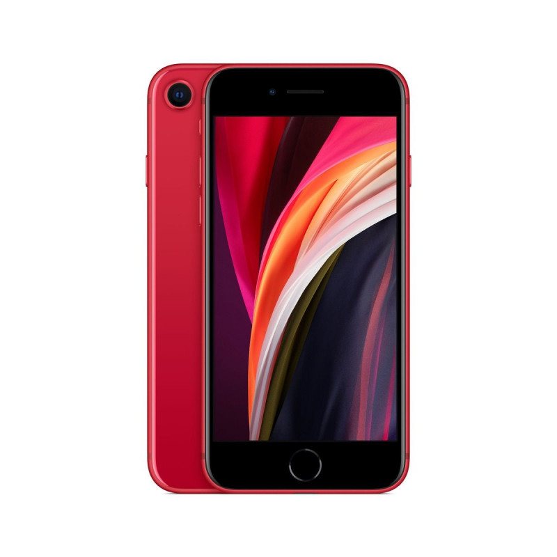 Telefon mobil Apple iPhone SE 2020 256GB Red Apple - 1