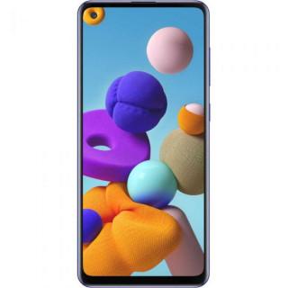 Telefon mobil Samsung Galaxy A21s A217 Dual SIM 32GB 3GB Ram Blue Samsung - 1
