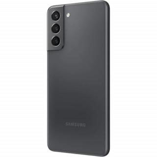 Telefon Mobil Samsung Galaxy S21 G991 5G Dual Sim 128GB 8GB RAM Grey Samsung - 4