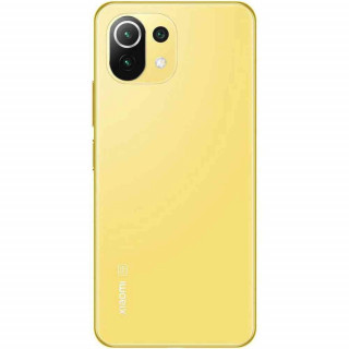 Telefon Mobil Xiaomi Mi 11 Lite 5G Dual Sim 8GB RAM 128GB Yellow Xiaomi - 1