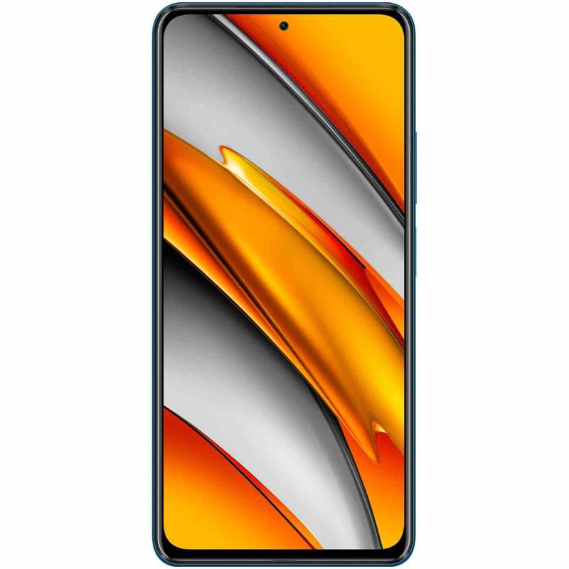 Telefon Mobil Xiaomi Poco F3 5G Dual Sim 6GB RAM 128GB Blue Xiaomi - 1