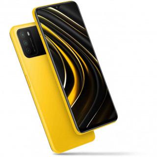 Telefon Mobil Xiaomi Poco M3 4G Dual Sim 4GB RAM 128GB Yellow Xiaomi - 4