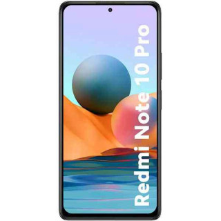 Telefon Mobil Xiaomi Redmi Note 10 Pro 4G Dual Sim 6GB RAM 64GB Grey Xiaomi - 1
