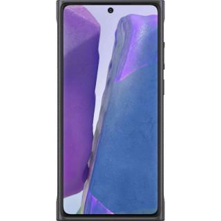 Husa de protectie Samsung Clear Protective pentru Galaxy Note20 Black Samsung - 1