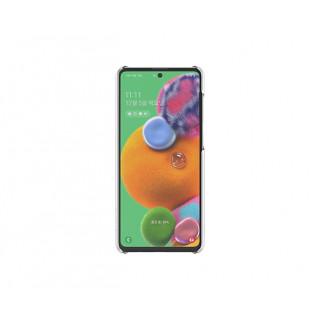 Husa de protectie Samsung FPA715WS Premium Hard Case pentru Samsung Galaxy A71 Transparenta Samsung - 1