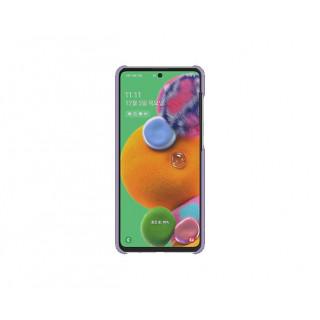Husa de protectie Samsung FPA715WS Premium Hard Case pentru Samsung Galaxy A71 Violet Samsung - 1