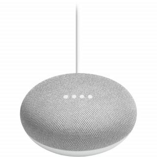 Boxa Inteligenta Google Nest Mini 2 White cu Google Assistant Google - 1