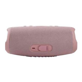 Boxa Portabila JBL Charge 5 Bluetooth Pro Sound IP67 PartyBoost Powerbank Pink JBL - 1
