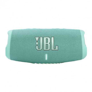 Boxa Portabila JBL Charge 5 Bluetooth Pro Sound IP67 PartyBoost Powerbank Turcoaz JBL - 1