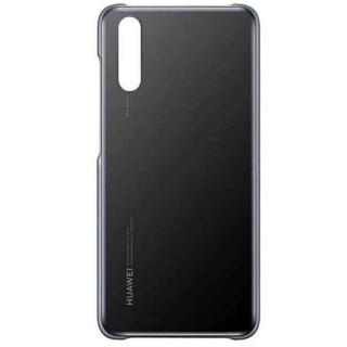 Husa de Protectie Huawei Color PC pentru Huawei P20 Black Huawei - 1