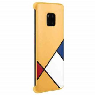 Husa de Protectie Huawei pentru Huawei Mate 20 Pro Yellow Huawei - 1