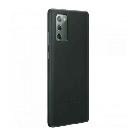 Husa de Protectie Samsung Leather Cover pentru Samsung Note 20 Note 20 5GGreen Samsung - 1