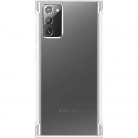 Husa de Protectie Samsung Clear Protective pentru Galaxy Note 20 White Samsung - 1
