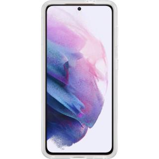 Husa de Protectie Samsung Clear Standing Cover pentru Galaxy S21 Transparent Samsung - 1