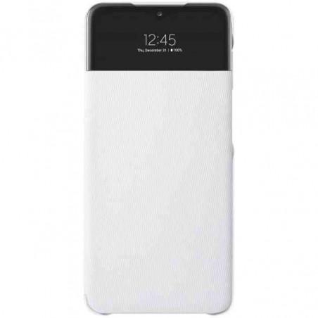 Husa de Protectie Samsung S View Wallet Cover pentru A32 White Samsung - 1