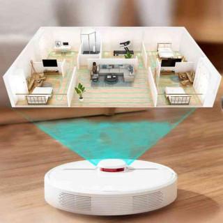 Aspirator Robot Xiaomi DREAME D9 40W Control prin aplicatie Mi Home Wi-Fi laser LDS 3.0 Xiaomi - 6