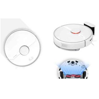 Aspirator Robot Roborock S6 Pure 58 W Navigatie LiDAR Zone No-Go Google Assistant & Alexa WiFi Xiaomi - 4