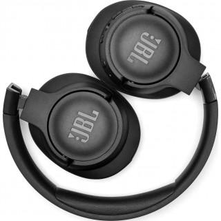 Casti Audio Over the Ear JBL Tune 750 Wireless Bluetooth Noise Cancelling Autonomie 15h Negru JBL - 5