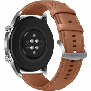 Smartwatch Huawei Watch GT 2 46mm Clasic Leather Brown Huawei - 4