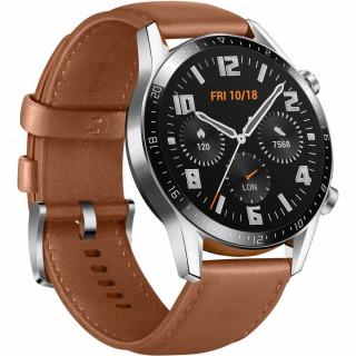 Smartwatch Huawei Watch GT 2 46mm Clasic Leather Brown Huawei - 3
