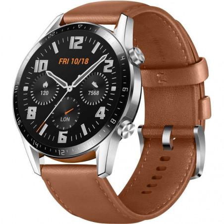 Smartwatch Huawei Watch GT 2 46mm Clasic Leather Brown Huawei - 1