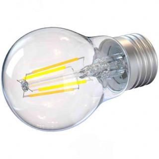 Bec WiFi Filament Tellur TLL331181 E27 6W Clar Lumina Alba-Calda Reglabil Tellur - 1